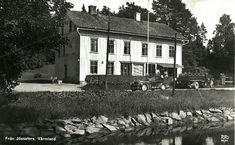 Värmland Arvika kommun Jössefors utg Arvika Pappers & Konsthandel 1950-talet