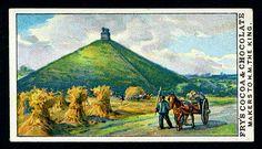 "https://flic.kr/p/82Pwi9 | Tradecard - Lion Mount, Battle of Waterloo | Fry's, ""Days of Wellington"" 1906. No15 The Lion Mount, Battle of Waterloo monument"