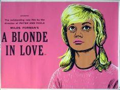 A Blonde in Love.