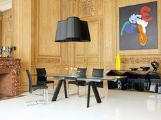 Choisir les chaises salle  manger design 20 idées