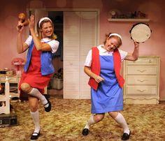 Barbara Gehring and Linda Klein in Girls Only Moms' Night Out, Girls Night Out, Girly Songs, Song List, New Set, Wedding Ideas, Lady, Fun, Women