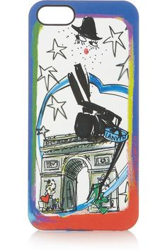 LANVIN Printed iPhone 5 cover