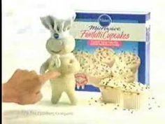 Pooping Pillsbury Dough Boy.