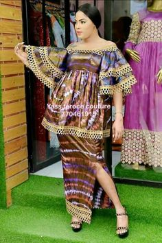 Mode Africaine Femme, Tenue Africaine, Mode Senegalaise, Couture  Senegalaise, Boubou, Robes