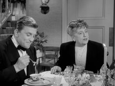 A Letter to Three Wives 1949 Kirk Douglas