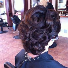 Pentecostal hair!