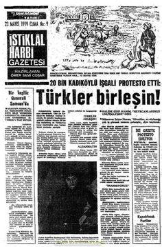 istiklal harbi gazetesi 23 mayıs (1) 1919