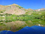 ProTrails | Rogers Peak Lake and Heart Lake, East Portal Trailhead, Indian Peaks Wilderness Area, Colorado