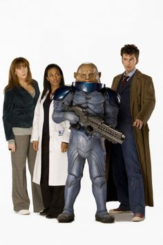 Doctor Who 4x04-05 - The Sontaran Stratagem - The Poison Sky