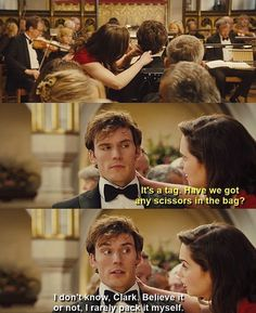 Me Before You movie.