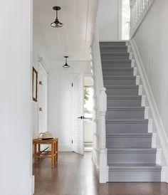 1000 id es sur le th me peindre un escalier sur pinterest escalier en bois escaliers et for Peindre escalier sans poncer