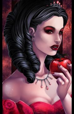 Snow White by DigiAvalon.deviantart.com