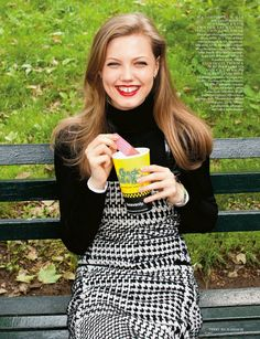 Lindsey Wixon has the most beautiful smile