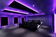 The Pool House Cinema | CEDIA Home Cinema Ideas