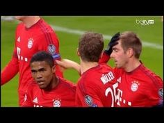 Bayern Munich vs Olympiakos 4-0 All Goals & Highlights • Bayern Munich vs Olympiakos 2015 - YouTube