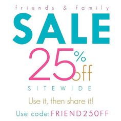 Our Friends & Family sale is starting now! 25% off everything! FRIEND25OFF . . . . . #fallfashion #fallstyle #fall #allforcolor #enjoylifeincolor #abmlifeiscolorful #fashion #instaprep #preppy #preppystyle #resort #livelifeincolor #color #instastyle #colorave #ootd #sale #instasale #instagood #friendsandfamily