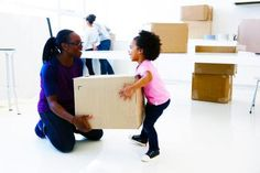 How to Tell Kids About Moving House so They Feel Included