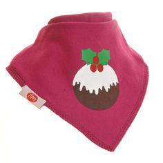 Zippy Diversión Navidad bebé y Bandana babero - absorbentes 100% algodón frontal Dribble babero con correas ajustables (paquete de 4 Set de regalo) chicas Navidad rosa #modainfantil #modanavidad #ropainfantil #ropanavidad