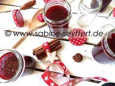 Weihnachtsgeschenke selbst gemacht: Weihnachtsmarmelade mit Zimt – Kleine Geschenke aus der Küche