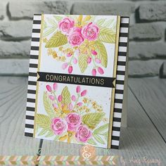 """428 Likes, 15 Comments - Prairie Paper & Ink (AmyR) (@amyrysavy) on Instagram: """"My first card with the June #sssck - card and video is #ontheblog now! @simonsaysstamp…"""""""