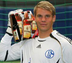 Manu bei Schalke 04
