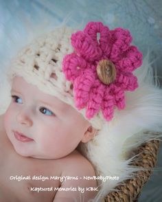 Items similar to Original design new style newborn baby girl boy unigender bell flower cocoon white pink photography props on Etsy