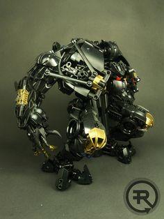 CRASSETINATION, Robotica 10