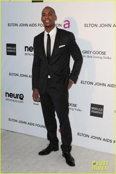 Mehcad Brooks - Elton John Oscars Party 2013