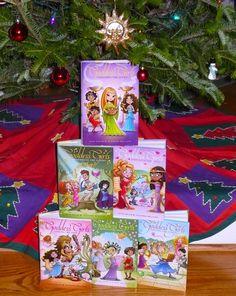 Happy holidays from Goddess Girls! http://www.simonandschuster.com/series/Goddess-Girls/books