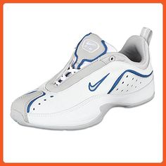 Nike Air Santiago White and Royal Size 8.0 - Athletic shoes for women (*Amazon Partner-Link)