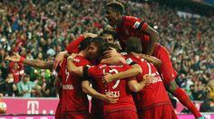 ¡5-1 al @VfL_Wolfsburg! 5 de @lewy_official. Crónica #FCBWOB : http://fcb.de/FCBWOBCronica