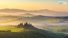 Good morning from Tuscany by Michael Nebuloni on 500px