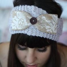 Sale Headband - Large Bow, ..