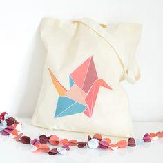 Image of Tote bag Origami / petite mila