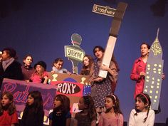 annie broadway jr set design | Recent Photos The Commons Getty Collection Galleries World Map App ...