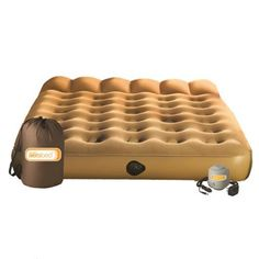 9e803e0d831 Aerobed Active Air Bed Inflatable Mattress Bed with Pump - Queen - Love Mum Air  Mattress