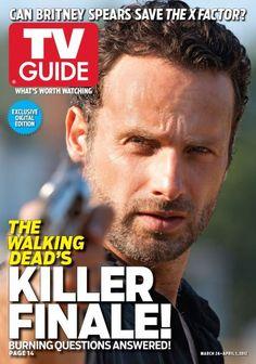 TV Guide...the Walking Dead...