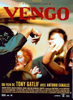 Tony Gatlif - Vengo. A truly beautiful film, the music is beautiful too. Spanish Gypsy flamenco etc.