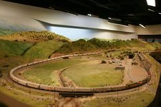 Inspirational Images - San Diego Model Railroad Museum