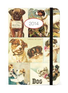 2014 Weekly Planner Dogs at Evans and Hall