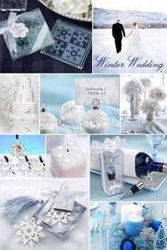 Para quienes planean una boda invernal