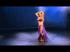 Sadie Marquardt Belly Dance Tabla Solo - YouTube