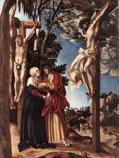 Lucas Cranach the Elder 1472 – 1553 Crucifixion