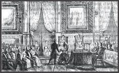 La divina Tula: Gertrudis Gómez de Avellaneda y la familia real