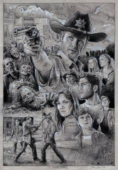 The Walking Dead by josecocodrilo on deviantART