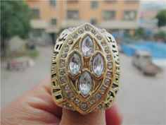1993 DALLAS COWBOYS Super Bowl Ring Championship Ring Football NFL Ring 11 size