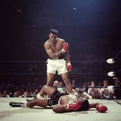 Mohamed Ali -  Only last week I murdered a rock. Injured a stone. Hospitalized a brick! I'm so mean I make medicine sick! I'm gonna show YOU how great I am!