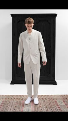 CHRISTOPHE LEMAIRE 2013 SS