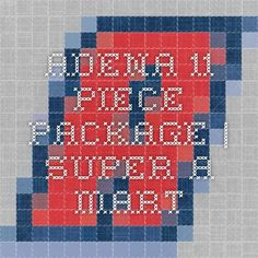 Adena 11 Piece Package | Super A-Mart