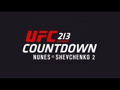 MMA UFC 213 Countdown: Full Episode